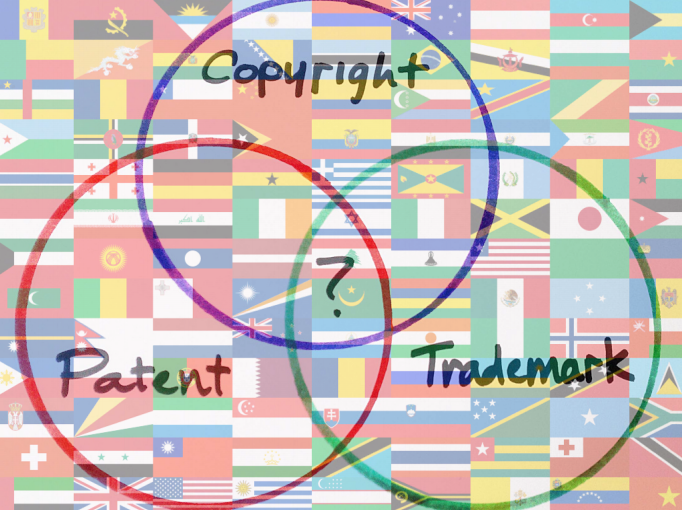 Doubts about copyright, patents and trademarks