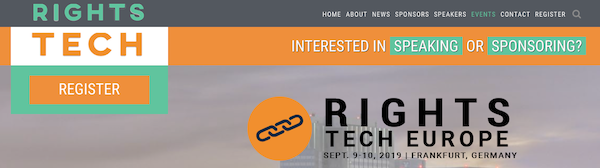 Rights Tech Europe home